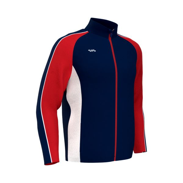 Men's Excel Jacket Navy/Red/White
