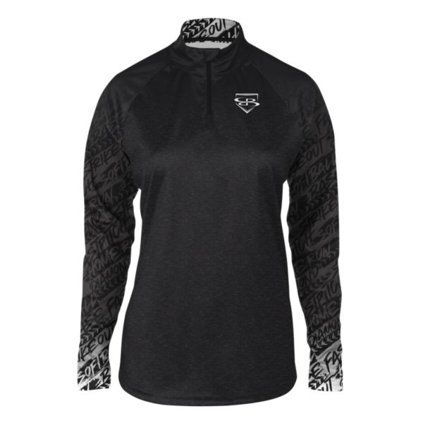 Women's Fastball Lightweight Quarter Zip