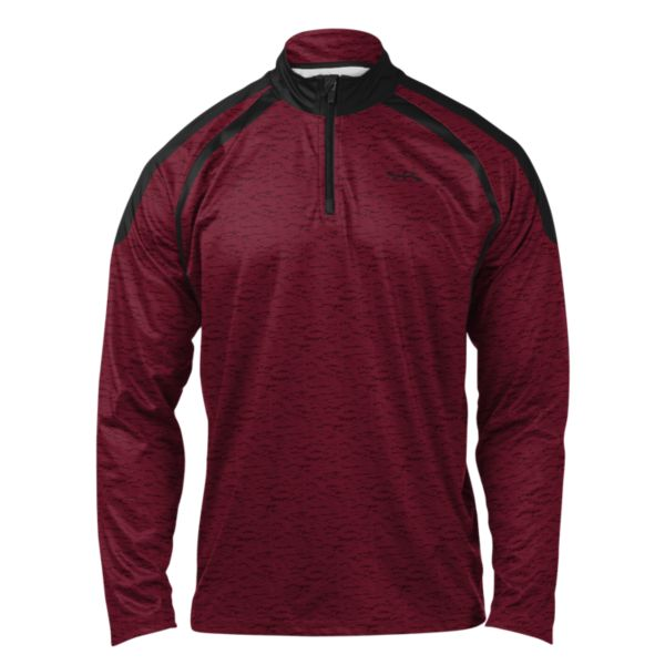 Men's Stride Quarter Zip