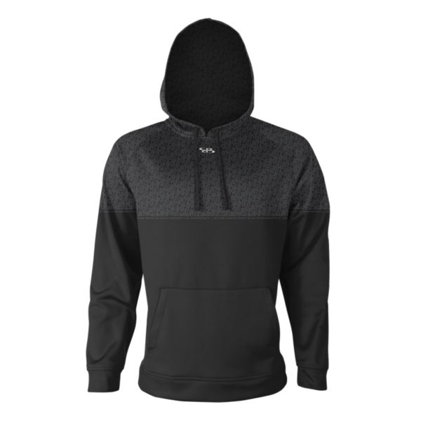 Youth Torrent Hoodie Black/Charcoal