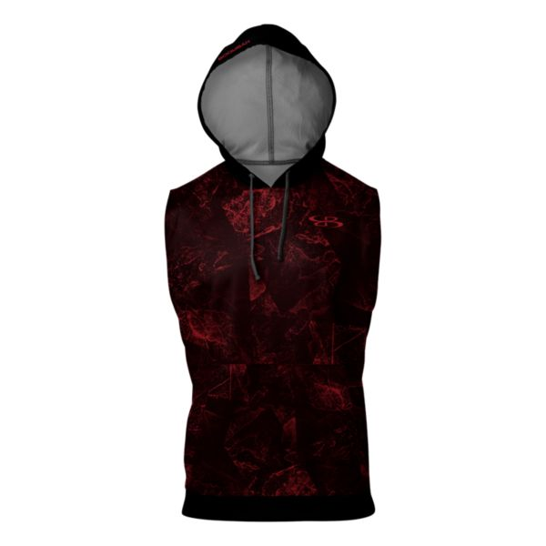 Men's Hustle Sleeveless Hoodie