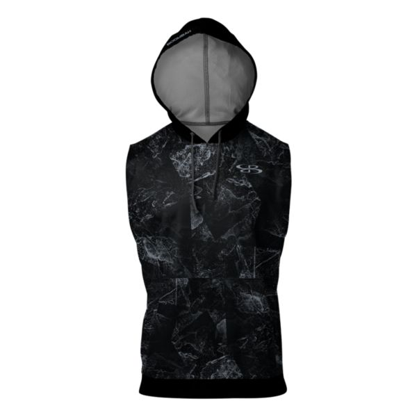 Youth Haze Sleeveless Hoodie