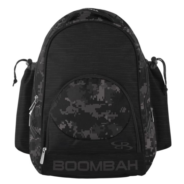 Black Ops Camo Tyro Bat Bag Black