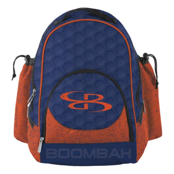 Tyro Bat Pack 3DHC Royal Blue/Orange