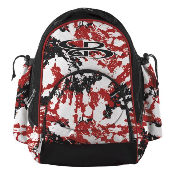 Tyro Bat Pack Rocket Red/Black/White