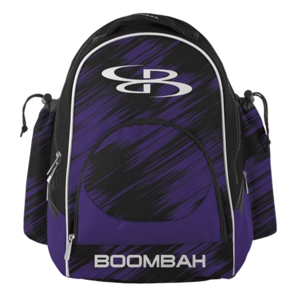 Tyro Bat Pack Scratch Black/Purple/White