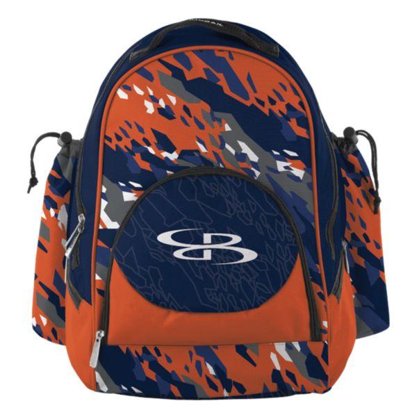 Tyro Bat Pack Hexfire Navy/Orange/White