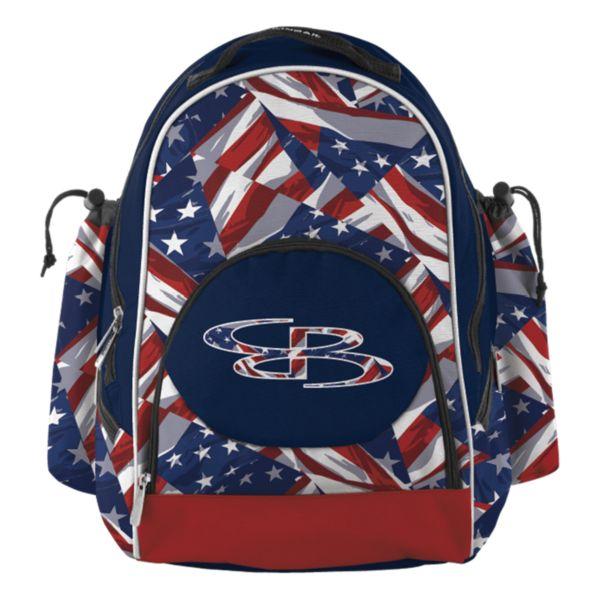 Tyro Bat Pack USA Independence Navy/Red/White