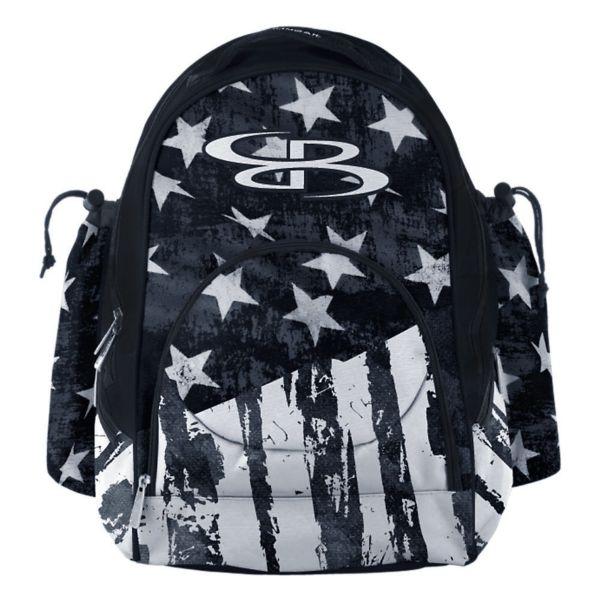 Tyro Bat Pack USA Stars & Stripes Black Ops Black/White