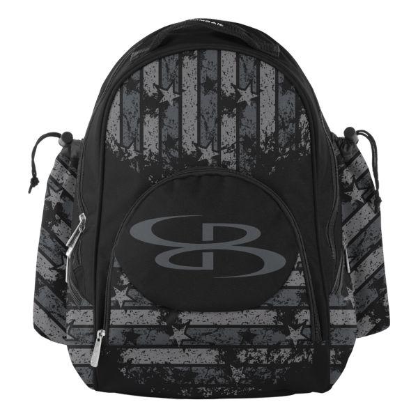 Tyro Bat Pack USA Freedom Black Ops Black/Charcoal