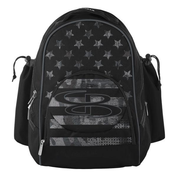 Tyro Bat Pack USA Honor Black Ops Black/Charcoal