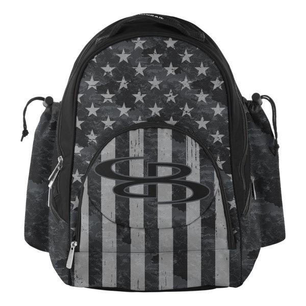 Tyro Bat Pack USA Pledge Black Ops Black/Charcoal/Steel