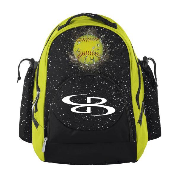 Tyro Bat Pack Softball Highlight B/OY/RD