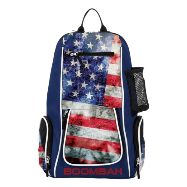 USA Old Glory Spike Bag Navy/Red/White