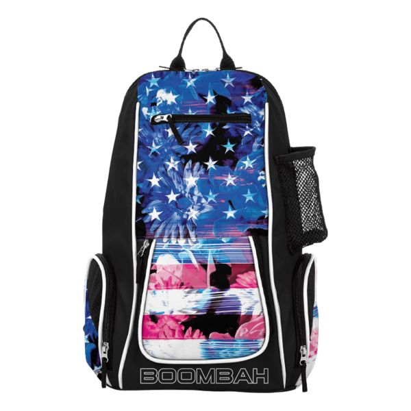 USA Evoke Spike Bag Black/Royal/White