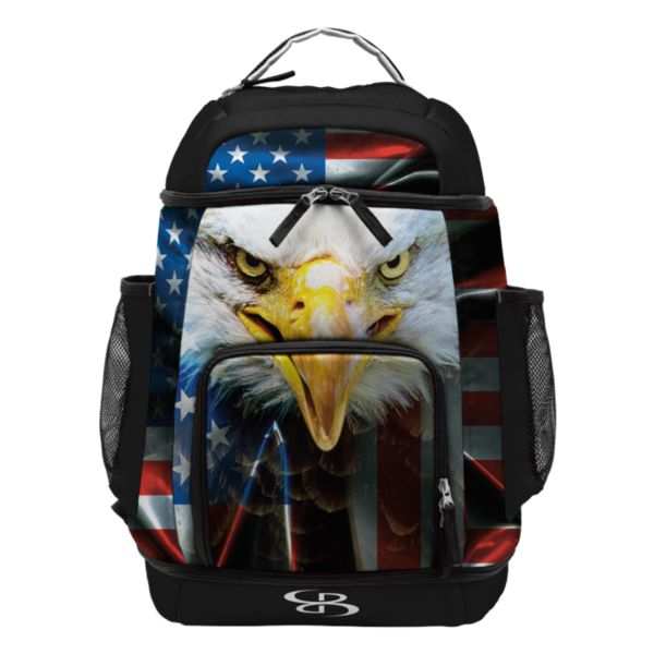 Swish USA Eagle Backpack