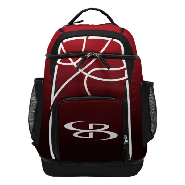 Swish Branded Basketball Backpack