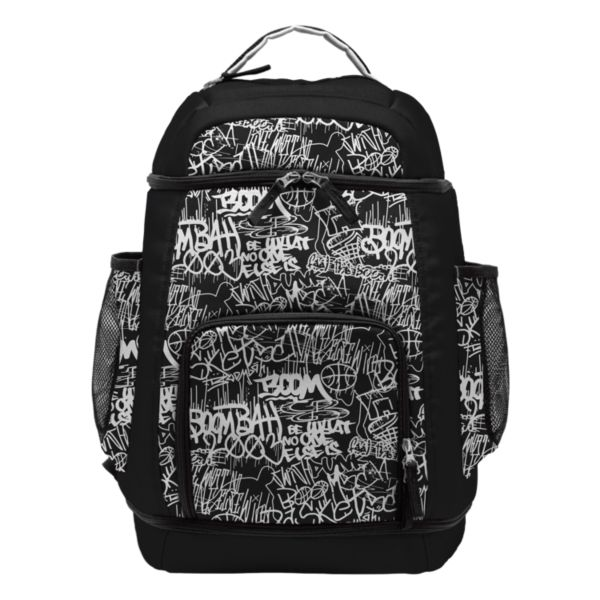 Swish Graffiti Basketball Backpack