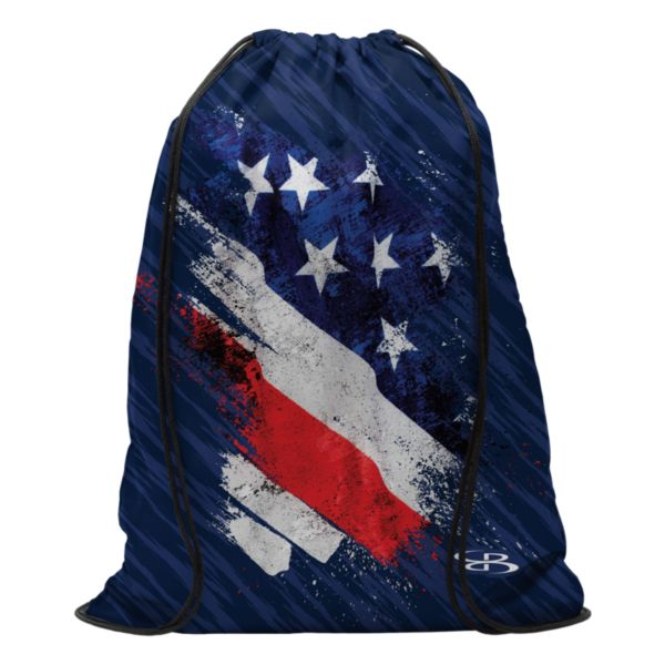 USA Fade Pack Sack