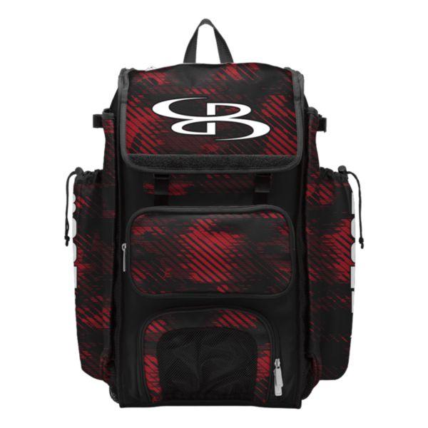 Catcher's Superpack Force Bat Bag