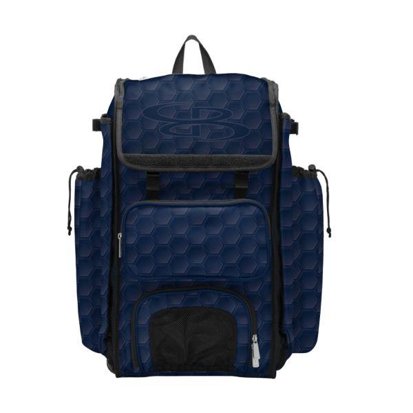Catcher's Superpack Bat Bag 3DHC Navy