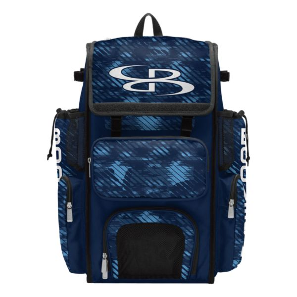 Superpack Bat Pack Force Navy/Columbia