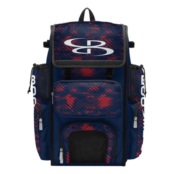 Superpack Bat Pack Force Navy/Red