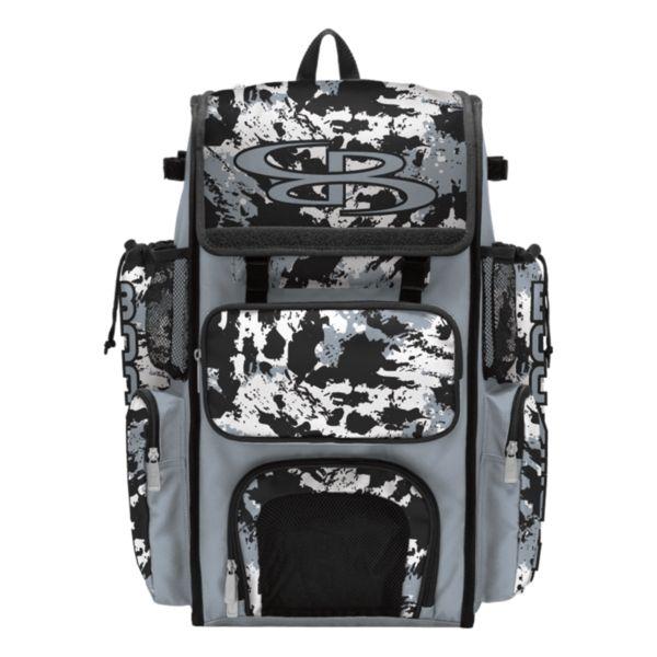 Superpack Rocket Bat Bag 2.0 Gray/Black/White
