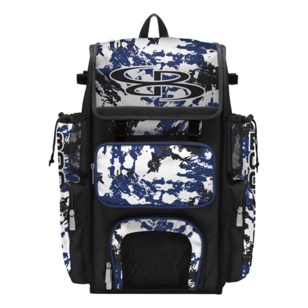 Superpack Rocket Bat Bag 2.0 Royal Blue/Black/White