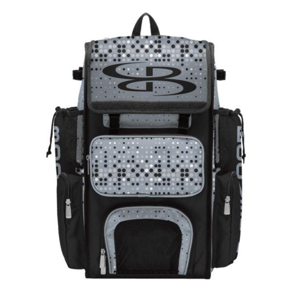 Superpack Spotlight Bat Bag 2.0 Gray/Black/White