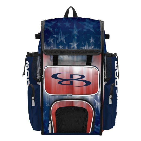 Superpack USA Patriot Pop Bat Bag