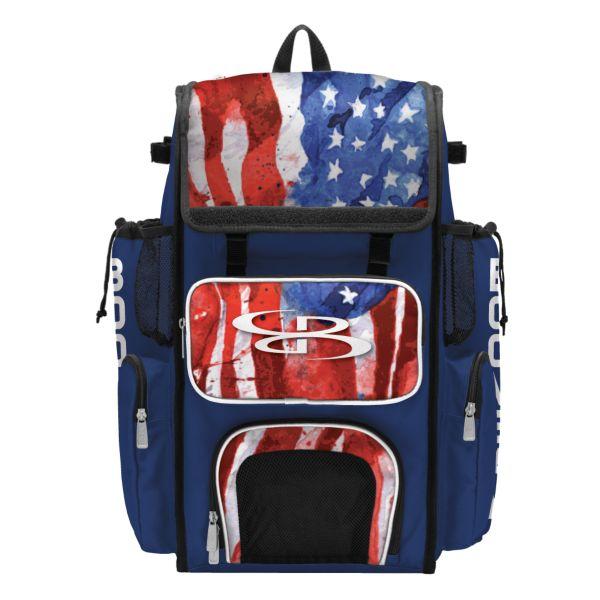 Superpack USA Watercolor Bat Bag