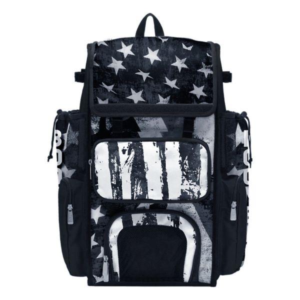 Superpack USA Stars & Stripes Black Ops Black/White