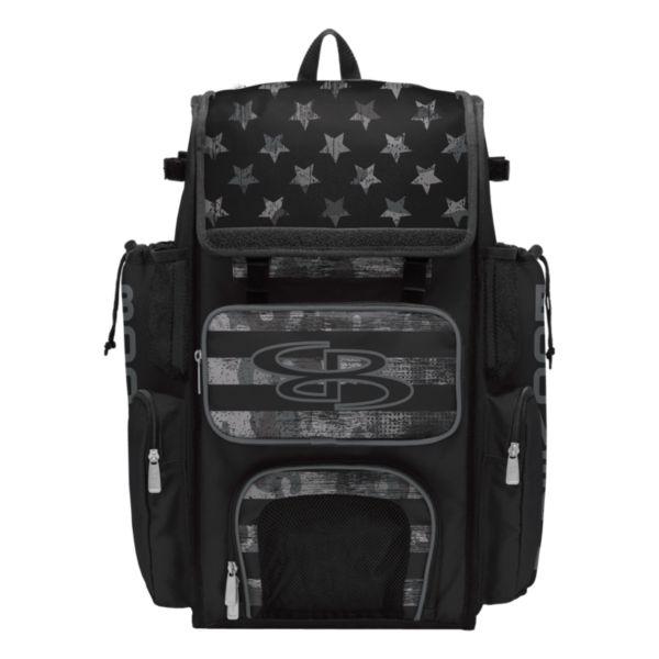 Superpack USA Honor Black Ops Black/Charcoal