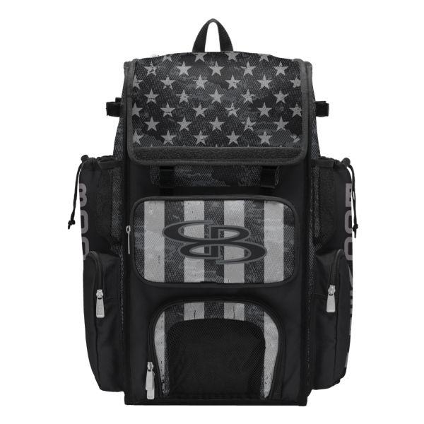 Superpack USA Pledge Black Ops Black/Charcoal/Steel