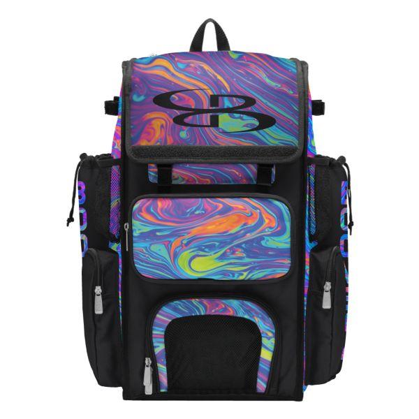 Superpack Lava 2.0 Bat Bag Multi