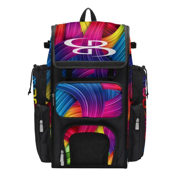 Superpack Flow Bat Bag Multi