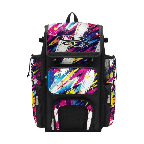 Superpack Bat Bag Shattered 2.0 Multi