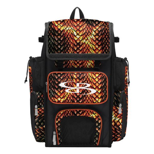 Superpack 2.0 Scales Black/Orange/White