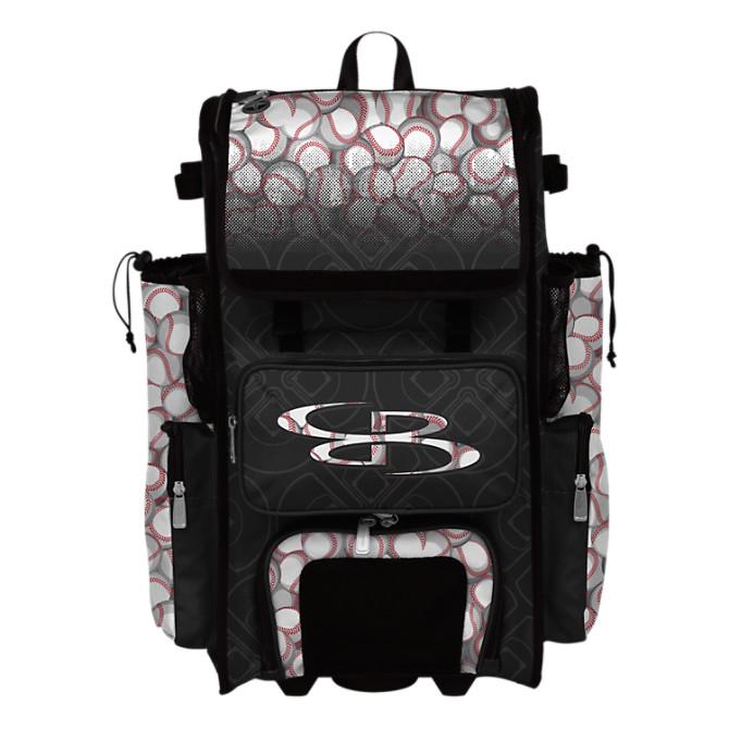 Superpack Baseball Rolling Bat Bag 2 0