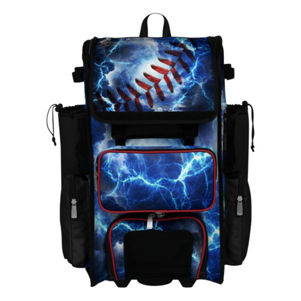 Superpack The Natural Rolling Bat Bag 2.0