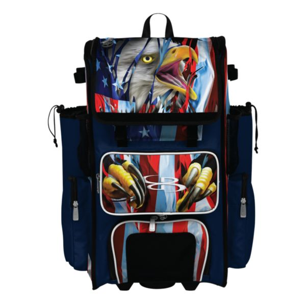 Rolling Superpack 2.0 USA Breakout Navy/White/Red