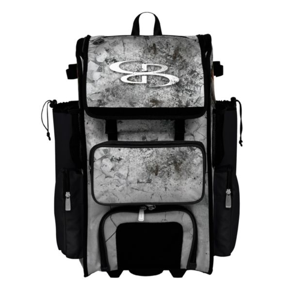Rolling Superpack 2.0 Crusher Black/Gray