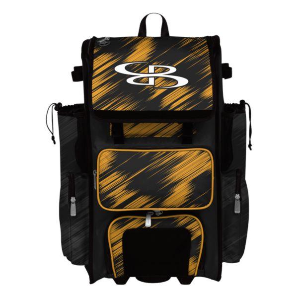 Superpack Scratch Rolling Bat Bag 2.0
