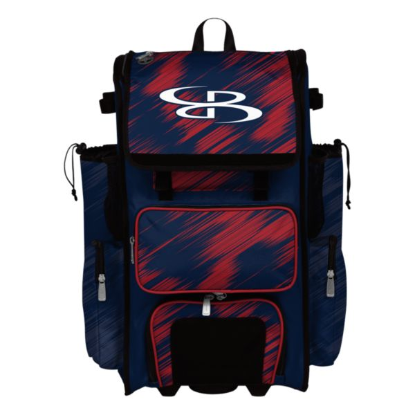 Rolling Superpack 2.0 Scratch Navy/Red