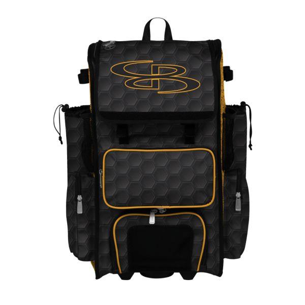 Superpack 3DHC Rolling Bat Bag 2.0