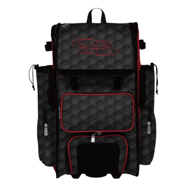 Rolling Superpack 2.0 3DHC Black/Red