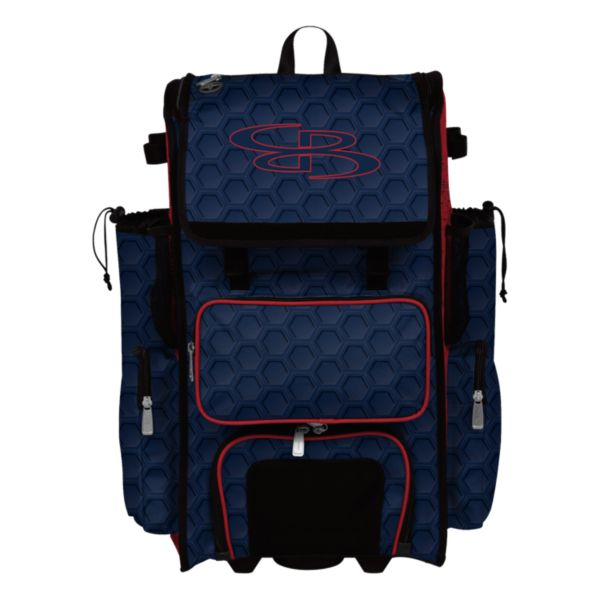Rolling Superpack 2.0 3DHC Navy/Red