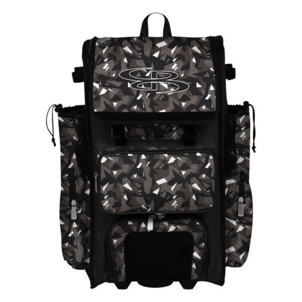 Superpack Stealth 2.0 Rolling Bat Bag