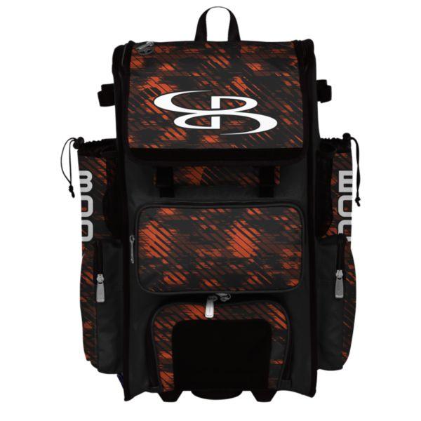 Rolling Superpack 2.0 Force Black/Orange
